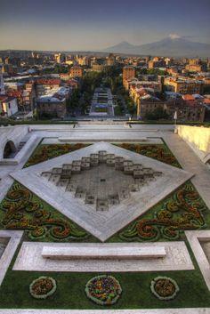 Yerevan, Armenia  // Great gardens & Ideas //