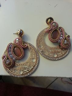 Niki jewelry ideas- orecchini soutache