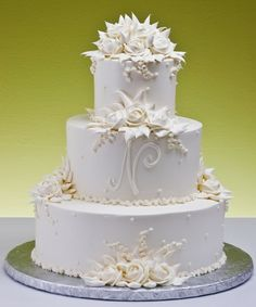 Jacques Pastries is the premier Wedding Cake Bakery in New England, located in New Hampshire. Specializing in Wedding Cakes, All Occasion Cakes, Wedding Favors and Pastries. Jacques culinary creations are Works of Art. Wedding Cake Bakery, Wedding Cake Toppers, Beautiful Cakes, Amazing Cakes, Lily Cake, Lily Wedding, Elegant Wedding Cakes, Cake Gallery, Occasion Cakes