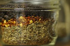 Gift in a Jar: Handmade Spice Blends.
