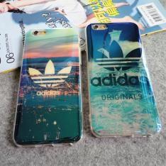 超薄いiphone6plusケースAdidasアディダス ソフトアイフォン6s/7/7 Plusカップル向け保護カバー5s/SEシリコン製携帯ケースおしゃれ
