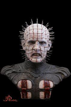 HELLRAISER: Pin Head. Screw Jason And Freddy