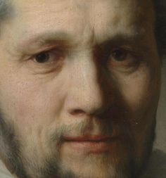 .:. Portrait of a Man. Rembrandt