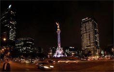 Mexico City_El Angel