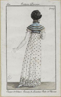 Costume Parisien ca 1802