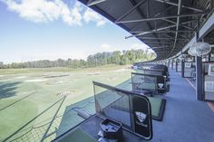 Top Golf - Driving Range and Miniature Golf