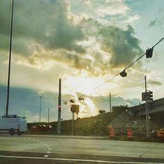 #Orlando Obt sunset