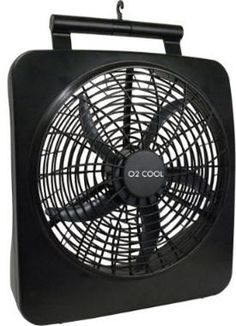 Storm and Emergency Supplies  BATTERY OPERATED FANS