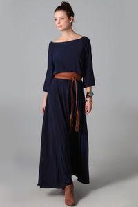 трикотажное платье на все случаи жизни