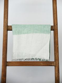 Libeco Belgian Linen Shawl Home Collection