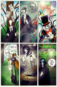 849 Best Creepypasta Images Creepypasta Characters Jeff The