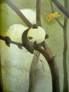 Little Panda - Renata Liwska