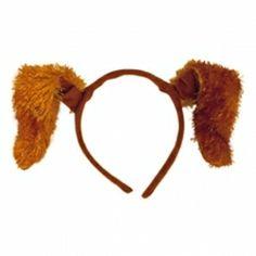 Headband puppy ears