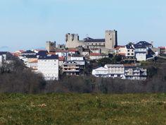 1000 Lugares en Galicia: Ribeira Sacra. Castillo de Castro Caldelas (I). Mu...