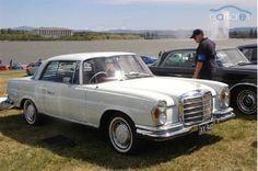Mercedes W111 und W112 Coupe und Cabriolet Nr. 50
