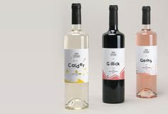 Château La Coste — Art and Architecture Wine on Packaging Design Served