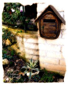 cassetta posta Bird, Outdoor Decor, House, Vintage, Home Decor, Decoration Home, Home, Room Decor, Birds