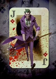 Joker by Franco Duarte DC Comics Comic Book Artwork Joker Cartoon, Joker Comic, Joker Dc, Batman Comic Art, Gotham Batman, Joker And Harley Quinn, Batman Robin, Dc Comics, Der Joker