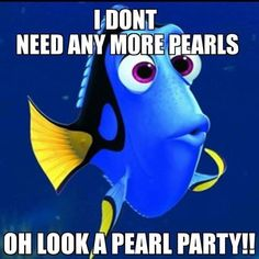I will be having a pearl party tomorrow night at 930pm its to benefit Brain Cancer Awareness month! Follow me on facebook at Peridot Pearl Parties- Vantel Pearls Independent Consultant.