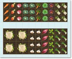 Vegetable Garden Planner   Vegetable Garden Layout   Planning a Garden
