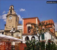 Piazza Garibaldi Massafra.