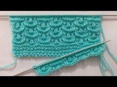 Kostenlose Strickanleitung für Babymütze – Видео по вязанию Beautiful And Easy Knitting Pattern For Baby Sweater Crochet Baby Sweaters, Baby Sweater Knitting Pattern, Knitted Baby Clothes, Knitted Baby Blankets, Sweater Knitting Patterns, Knitting Designs, Knitting Stitches, Knit Patterns, Baby Knitting
