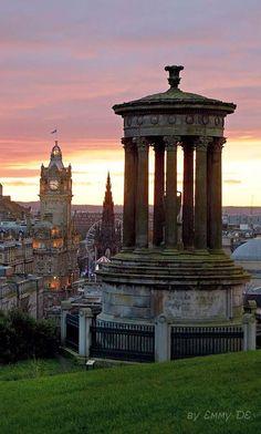 Emmy DE * Edinburgh, Scotland