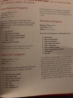 Honey Balsamic Vinaigrette, Pepper Jelly, Southern Living, Dressings, Sauces, Dips, Bacon, Stuffed Peppers, Meals