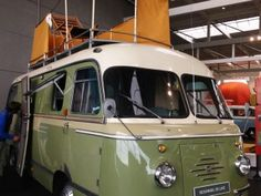 Hymer-Museum-Oldtimer-zum-traeumen Camper, Camping Equipment, Family Camping, Glamping, Recreational Vehicles, Museum, Travel Trailers, Antique Cars, Caravan