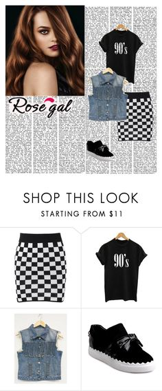 """90's"" by antonija2807 ❤ liked on Polyvore"