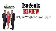 Here is a real review on the ISAGENIX weight loss program, and really tells you if its any good.
