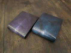 Galuchat wallet