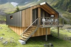 Would you come here for vacation?  #mountain #home