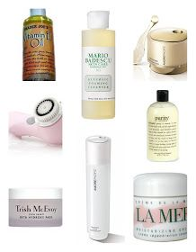 Pink and Fabulous: Beauty: Dry Skin Fixes