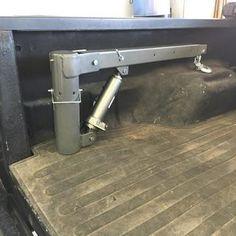Pickup Truck Bed Crane 1000 Lb Capacity In 2020 Pickup Trucks Bed Truck Cranes Pickup Trucks