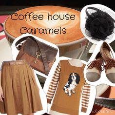 Coffee House Caramels