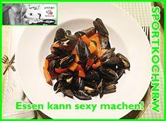 """""""Liebe geht durch den Magen"""" oder wenn das Essen sexy macht!:  """"Paprika Miesmuscheln nach holländischer Art!""""Ess..."""