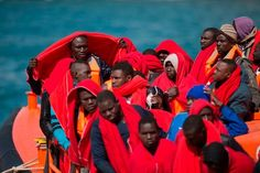 Spains Migrant Wave Grows Even as Europes Subsides Middle East and Africa Migrant Crisis Refugees and Displaced Persons Illegal Immigration