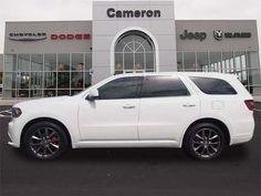 2014 Dodge Durango, 8,894 miles, $28,691.