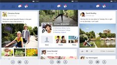 Facebook app update WP8 Lumia smartphones - v5.0   Updates available on the official Facebook application for Nokia Lumia WP8 smartphones - v5.0. The latest version includes many new features and improvements.