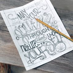 This tutorial will show you how to turn thrifted artwork into a modern Typography quote.