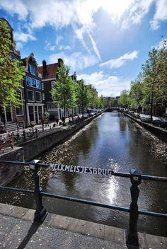 Haarlemmerbuurt, Amsterdam, Holandia