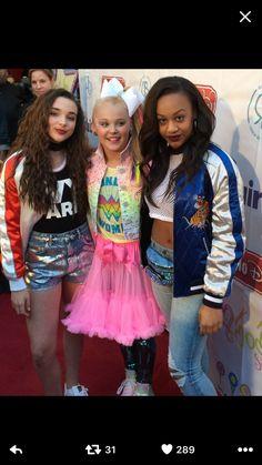 Kendall, Jojo , Nia