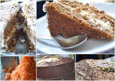 VELIKONOČNÍ NEDĚLE: Mrkvový dort...