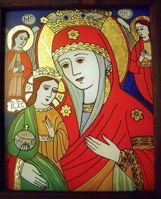 Iranian Art, Religious Art, Madonna, Princess Zelda, Fine Art, Painting, Fictional Characters, Christ, Modern