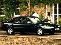 Daewoo Espero UK-spec '01.1995–99