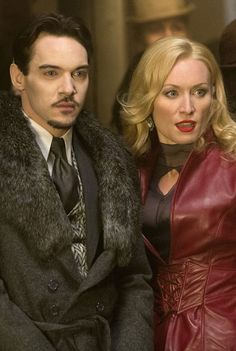 Jonathan Rhys Meyers and Victoria Smurfit in Episode Four of Dracula TV Series - sky.com/dracula