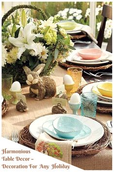 Harmonious Decor Of The Table – Decoration For Any Holiday. Determine the appropriate shape of the tablecloth. They are rectangular, square, oval and round. The ideal tablecloth repeats the form of the table top. You can lay a round tablecloth on a round table, and put a small square tablecloth on top. It will be great if these tablecloths are of contrasting colors...