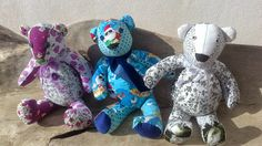 Teddy odsox and his friends...