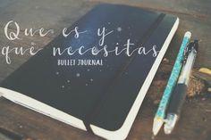 Qué es un Bullet Journal y que necesitas #bulletjournal #bujo #bulletjournalenespañol #bujoenespañol #annie'splaceblog